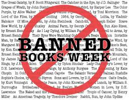 Image result for banned books week 2017