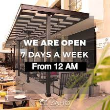 【all stores are back in business.】 from april 8, 2020, we will reopen the zauo and affiliated stores that were closed for business. Le Zaho Note We Are Open 7days A Week From 12 Am Facebook