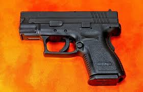 Tactical Light For Xd 40 Subcompact Pin On Top Firearms