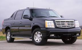 2002 Cadillac Escalade EXT Archived Test   Review   Car and Driver