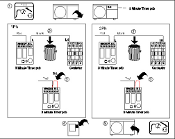 contactor wiring diagram timer contactor wiring diagram for ac contactor the wiring diagram on contactor wiring diagram timer
