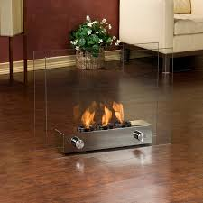 portable indoor fireplace reviews
