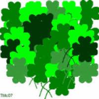 Small Picture Anita Longs alongway99 St Patricks Day AnimationsShamrock