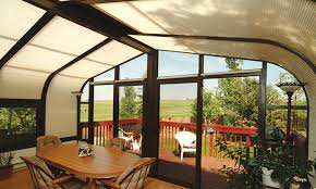Sun Room Sunroom Blinds And Patio Shades Great Day Improvements
