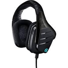 logitech artemis spectrum rgb 7 1 surround gaming headset 981 logitech artemis spectrum rgb 7 1 surround gaming headset 981 000586
