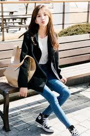 Image result for korean fashion girls 2017