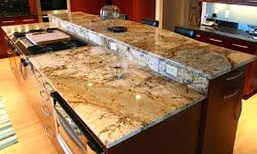 how to attach granite countertop to island another look at beige granite this island is two