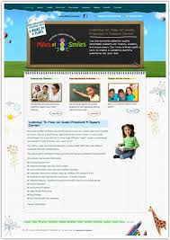 Template Websites Extraordinary Childcare Website Template Gallery Childcare Website And Search