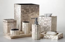 Modern Bathroom Accesories Strikingly Design Ideas Designer Bathroom Sets 16 Quotmojavequot