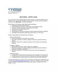 Help With Resume Entry Level Help Desk Resume 100 Entry Level Help Desk Resume 40