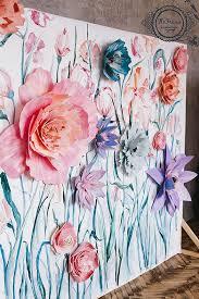 diy paper flower chandelier elegant Ð³Ð Ð³Ð Ð½Ñ Ñ ÐºÐ Ðµ Ñ