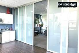 8 foot closet doors mirror wide sliding door track