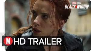 BLACK WIDOW – Offizieller Trailer ...