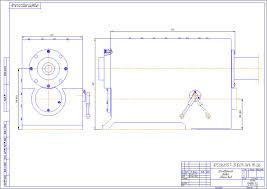 Курсовые проекты по конструированию машин и оборудования Проектирование заданного узла горизонтального фрезерного сверлильно расточного станка