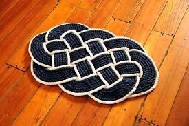 nautical rug runners impressive kitchen rugs coffee for boats beach home themed