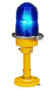 airport runway light table lamp