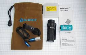Продам <b>фонарь Olight S1R</b> Baton <b>II</b> - Guns.ru Talks