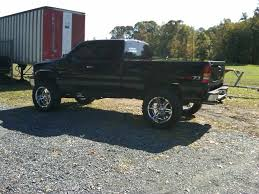2002 Chevy Silverado 1500 Lifted | these are a few crappy cell ...