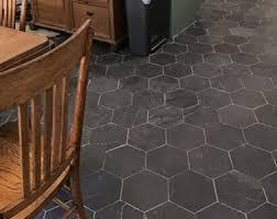 tile floor kitchen. Delighful Tile Black Hexagon Kitchen Floor Tiles In Tile Floor Kitchen D