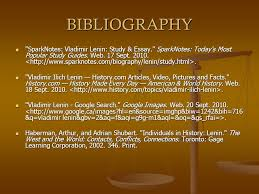 people who changed the world ppt video online  7 bibliography sparknotes vladimir