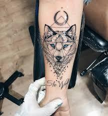 тату волки как вам