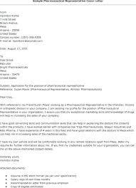 Cover Letter For Medical Representative Outside Sales Representative