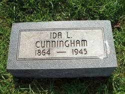 Ida Lueza Cunningham (1864 - 1945) - Genealogy