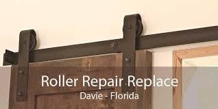 sliding glass door roller repair davie