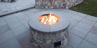outdoor gas fire pit