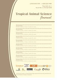 Scientific Journals Of Bogor Agricultural University