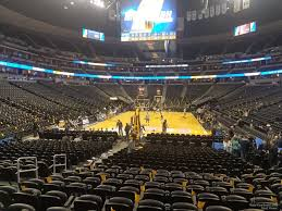 Denver Nuggets Interactive Seating Chart Pepsi Center Section 136 Denver Nuggets Rateyourseats Com