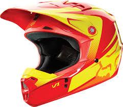 Fox Dirt Bike Helmet Sizing Chart