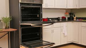 ge profile built in double convection wall oven pt9550sfss review special features make this ge double oven shine