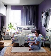 Ikea österreich Inspiration Textilien Lila Punkte Schlafzimmer