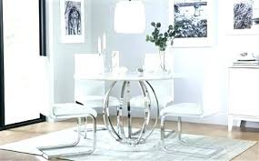 white marble round dining table white marble round dining table savoy and chrome with 4 chairs