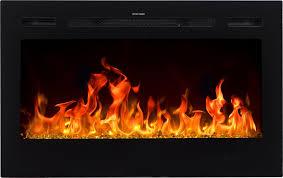 electric fireplace aflamo majestic 45