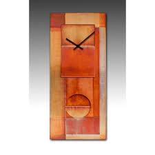 Small Picture Artistic Wall Clocks Artisan Crafted Clocks Designer Clocks