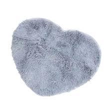 heart shaped rug super soft heart shaped rug anti skid floor mat grey hot pink heart heart shaped rug
