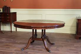 Antique Round Kitchen Table Furniture A Woodworkers Photo Journal A Round Walnut Dining Table