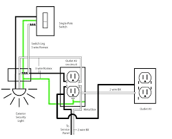 home a c wiring diagram advice needed for adding grounded s in old home garage wiring house home a c wiring