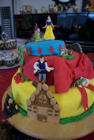 Perfect Decoration Snow White Birthday Cake Neoteric Design ...