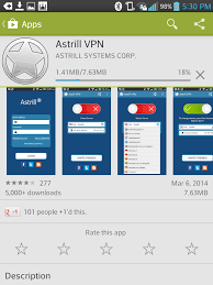 setup app android app mobile astrill wiki