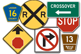 Road Signs Know The Basic Shapes Driversprep Com