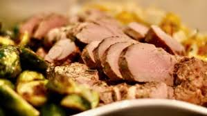 Sprinkle evenly with the salt and pepper. Roasted Beef Tenderloin Recipe Feast And Merriment