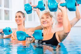 Αποτέλεσμα εικόνας για anziani esercizio fisico