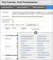 Survey Test Book Answers Create Tests And Surveys Blackboard Help