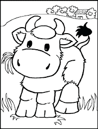 Coloring Pages With Animals Coloring Pages For Kids Animals Animals