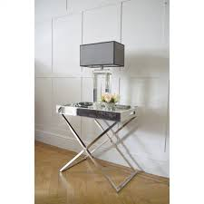 mirrored side table brass coffee decorative tables glass nightstand entry furniture target silver nightstands marble