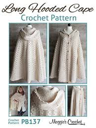 Crochet Cape Pattern