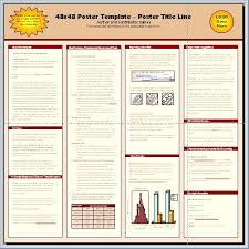 Scientific Research Poster Template Science Research Poster Template Biology Poster Template
